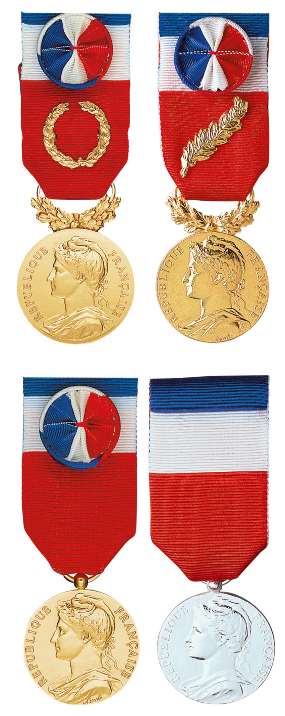 médailles-du-travail